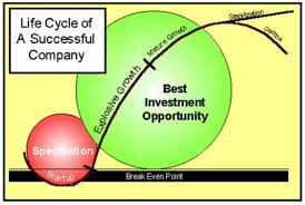 Life Cycle of A Successful Company