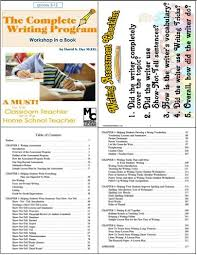 ideas about Writing Programs on Pinterest Education Pinterest The Complete Writing Program Table of Contents This  find essay within