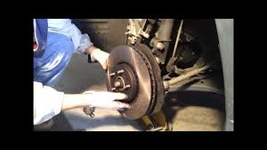 2008 lexus rx400h value 2008 lexus rx350 brake pad and disc replacement youtube