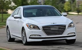 2015 Genesis Msrp 2017 Genesis G80 3 8 Awd Test U2013 Review U2013 Car And Driver
