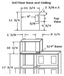 Miniature Dollhouse Plans Free by