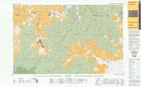 Colorado Unit Map by Co Surface Management Status Saguache Map Bureau Of Land Management