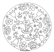 mangala chat coloring pages for adults justcolor