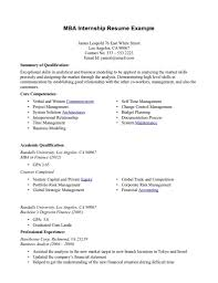 College Resume For High School Students