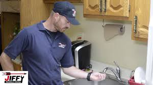 Kitchen Faucet Low Pressure How To Fix Water Pressure In Kitchen Faucet Jiffy Plumbing Youtube