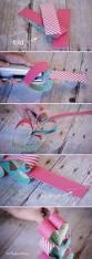 super cute paper heart valentine craft onecreativemommy com