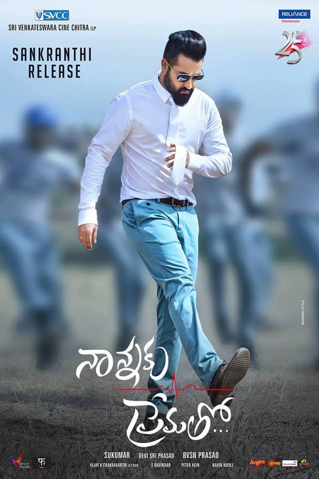 Nannaku Prematho (2016) Telugu pDVDRip Desi xviD 600MB