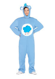 Cookie Monster Halloween Costumes by Men U0027s Plus Size Grumpy Bear Costume Boys Halloween Costumes