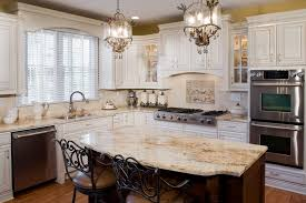 Remodeled Kitchens With White Cabinets by Tuscan Antique White Kitchen Cabinets Jennair Appliances With