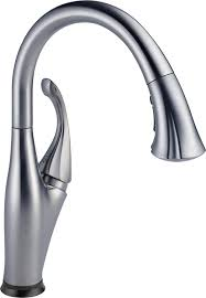 delta faucet 9192t ar dst addison single handle pull down kitchen