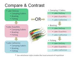 Compare and contrast essay for college students
