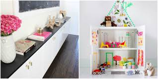 Furniture Kitchen Cabinet Ikea Cabinet Hacks New Uses For Ikea Cabinets