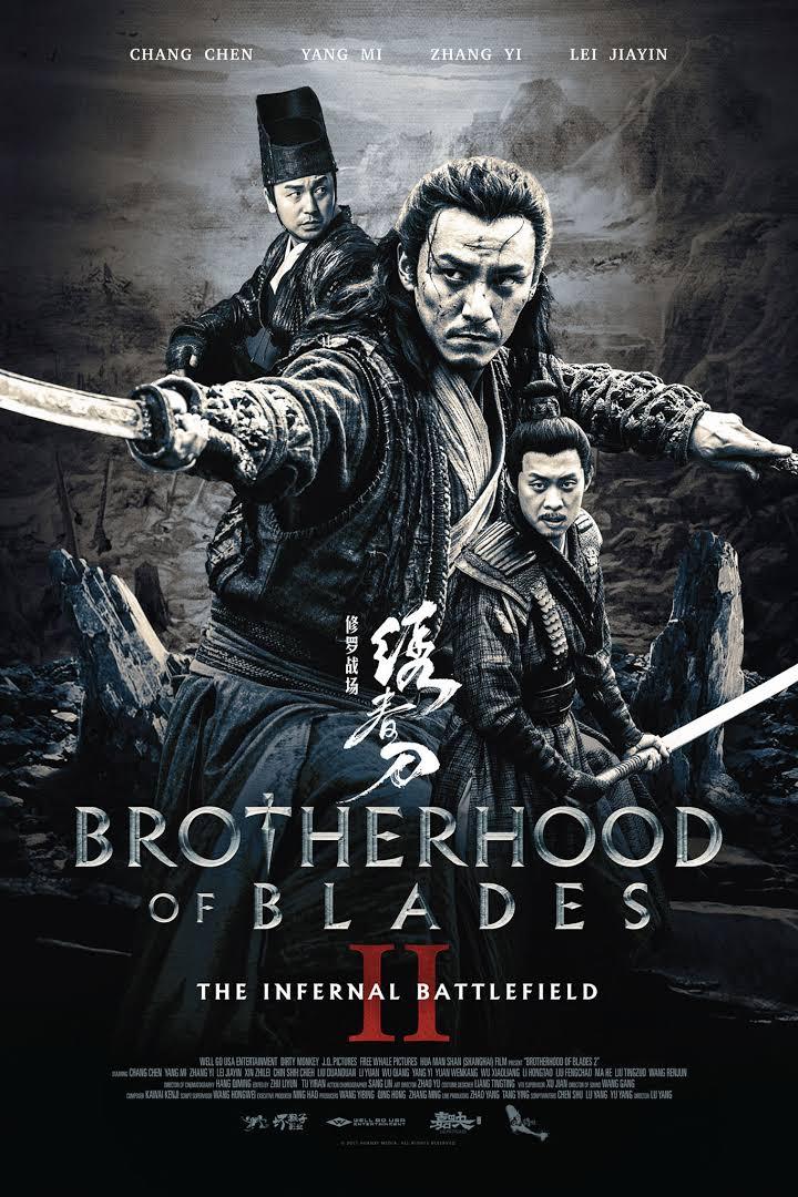 Brotherhood of Blades II: The Infernal Battlefield-Brotherhood of Blades II: The Infernal Battlefield