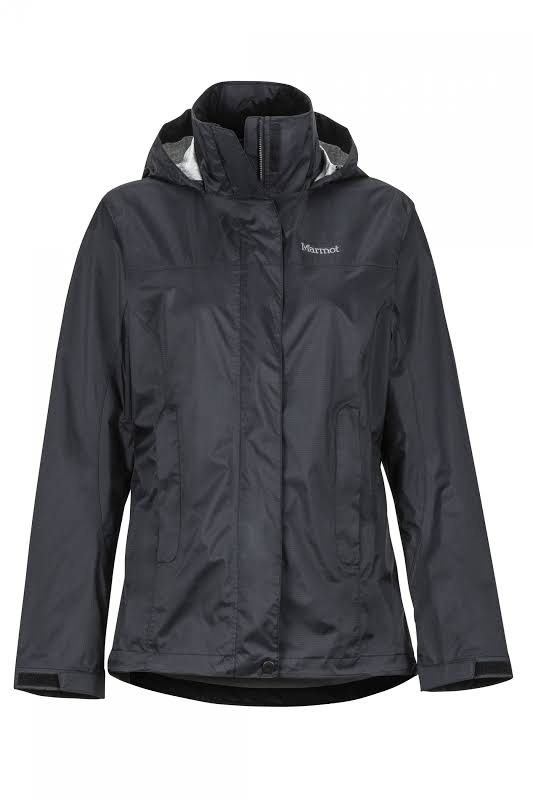 Marmot PreCip Eco Jacket Black Large 46700-001-L