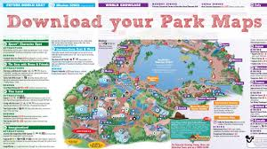Grand Park Los Angeles Map by Disney World Maps Youtube
