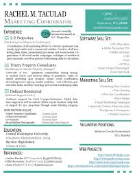Greenairductcleaningus Personable Sample Resume Template Free     A free registered nurse resume template that has a eye catching modern design and which quickly