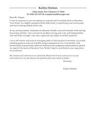 Best Customer Service Representative Cover Letter Examples Cover Letter Templates