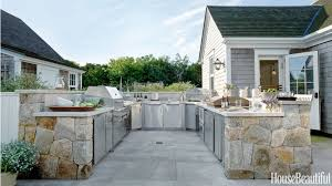 House Beautiful Kitchen Design 15 Best Outdoor Kitchen Ideas And Designs Pictures Of Beautiful