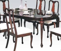 Acme Furniture Dining Room Set Acme 02243 Wood Veneer Dining Table Cheny Furniture Chicago