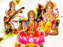 Laxmi Saraswati Ganesh Photo wallpapers | wallpapers of Gods - Downloadable