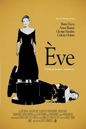 Bette Davis Eve dieulois