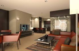 Creating Comfortable Feeling Using Condo Living Room Design Ideas - Interior living room design ideas