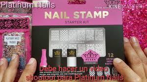 walmart pueen stamping kit giveaway closed ganador de la mezcla