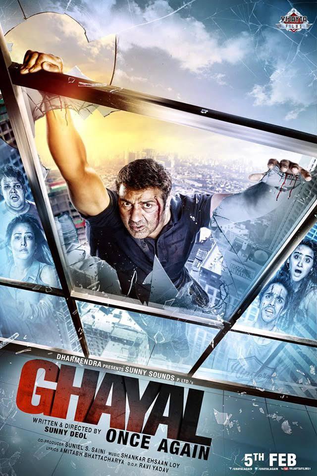 Ghayal Once Again (2016) Hindi – 720p DVDRiP – 1.2GB – ShAaNiG