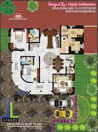 tips home design bungalow round floor plan