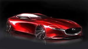 mazda otomobil mazda global design director on the rx vision concept car