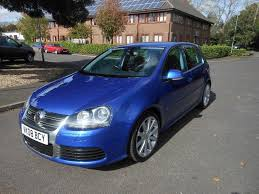 2008 vw golf r32 blue manual full service history long mot