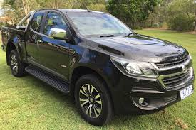 holden holden colorado ltz space cab 4x4 2017 review carsguide