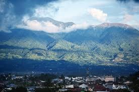 gunung marapi Sumbar