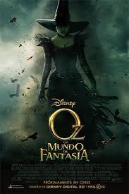Oz Un Mundo De Fantasia (2013) pelicula online gratis