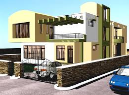 modern house design bungalow of simple interior ign for small and