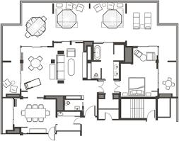Penthouse Floor Plans Waikiki Penthouse Suites Honolulu Penthouse The Modern Honolulu