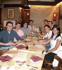 Dinner with Eva García Bouzas | Rafael del Pino Alumni Association - cena_eva_garcia_bouzas