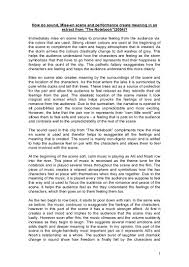 In bruges film analysis essay     TLC Aerospace services