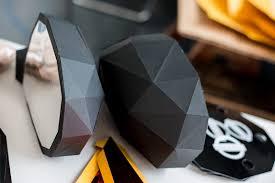 lexus cardboard sedan nissan gets jealous of lexus and folds a life size origami replica