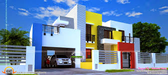 Contemporary Style House Plans Small House Plans Modern Genuine Home Design