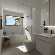 bathroom kitchen and laundry designs and packages at the blue space