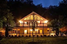 Luxury Cottage Rental by Cabin Rentals North Georgia Helen Clarkesville