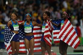 Athletics at the 2016 Summer Olympics – Women's 4 × 100 metres relay