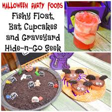 easy halloween party snack ideas that kids can make