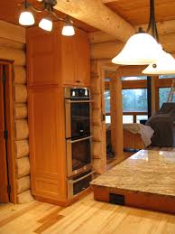 simply beautiful kitchens the blog custom log home kitchen