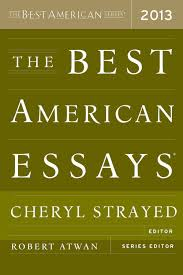 Vanessa Veselka  Zadie Smith  John Jeremiah Sullivan  Alice Munro  An essay collection that includes these writers     edited by Cheryl Strayed