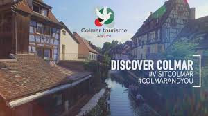 discover colmar city in alsace region of france youtube