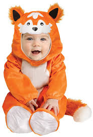 infant baby fox costume fox costume infant and foxes