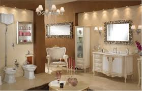 amusing traditional bathroom designs with classic chair and