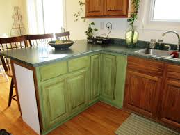 marble countertops chalk painting kitchen cabinets lighting
